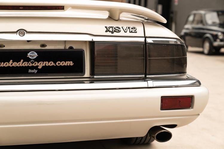 1995 Jaguar XJS Convertible V12 12