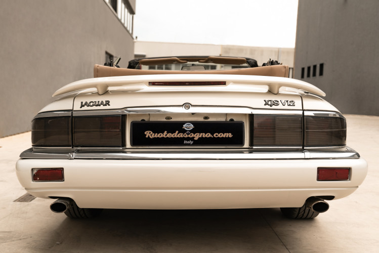 1995 Jaguar XJS Convertible V12 2