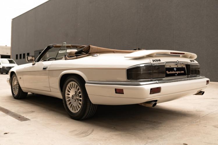 1995 Jaguar XJS Convertible V12 1