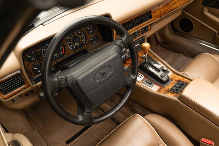 1995 Jaguar XJS Convertible V12 19