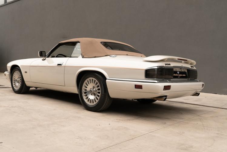 1995 Jaguar XJS Convertible V12 6
