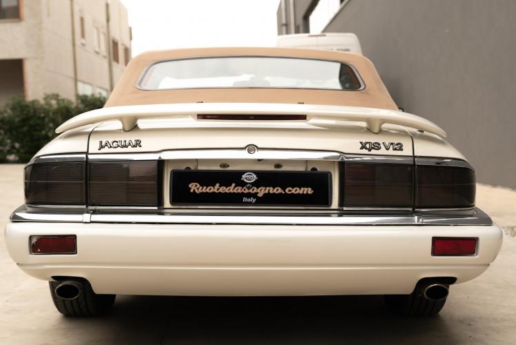 1995 Jaguar XJS Convertible V12 7