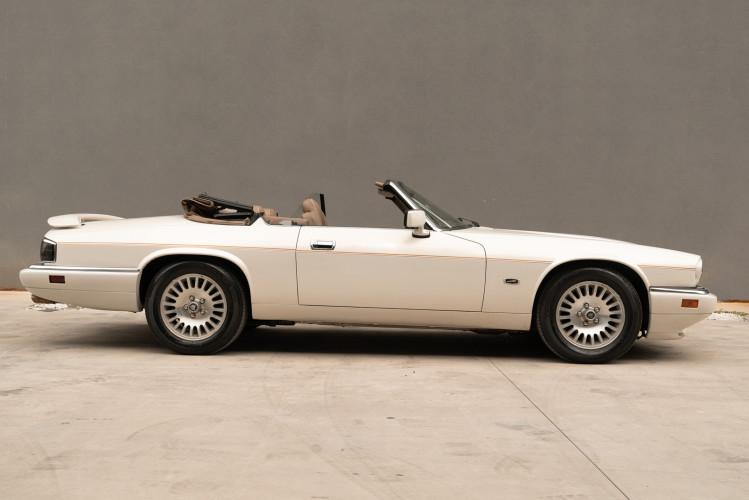 1995 Jaguar XJS Convertible V12 3