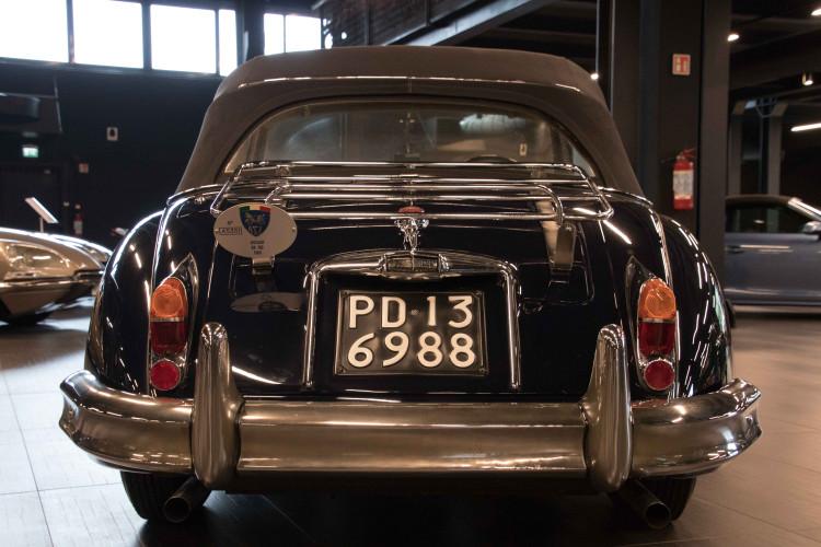 1961 Jaguar XK150 DHC 12