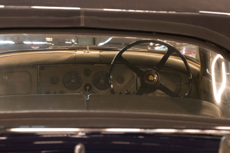 1961 Jaguar XK150 DHC 24