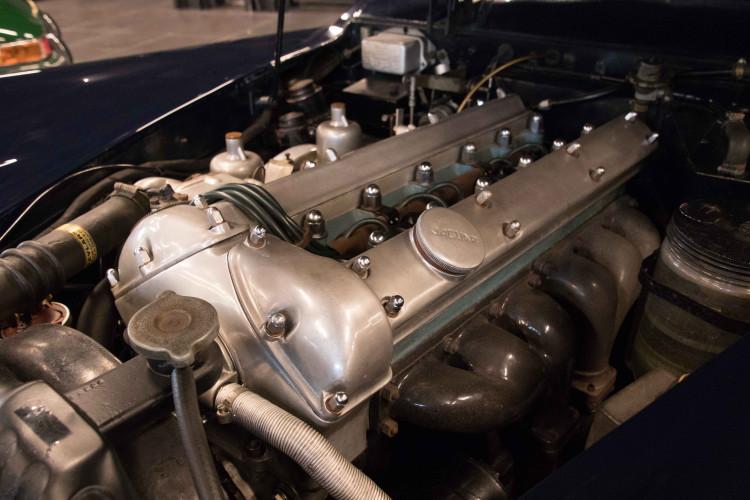 1961 Jaguar XK150 DHC 35