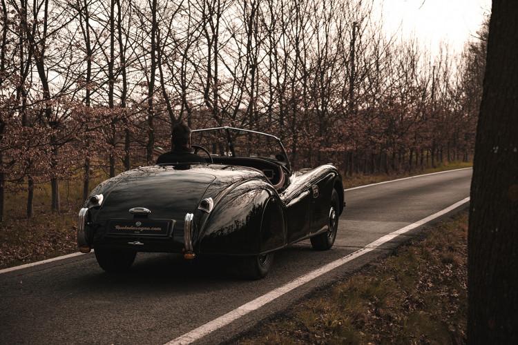 1952 Jaguar XK 120 OTS 45