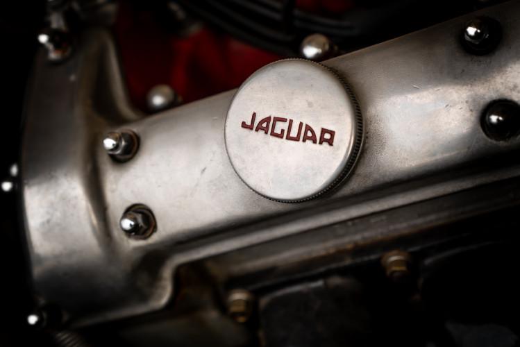 1955 Jaguar XK140 FHC SE 32