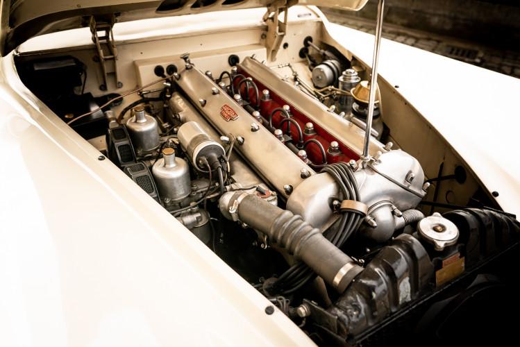 1955 Jaguar XK140 FHC SE 37