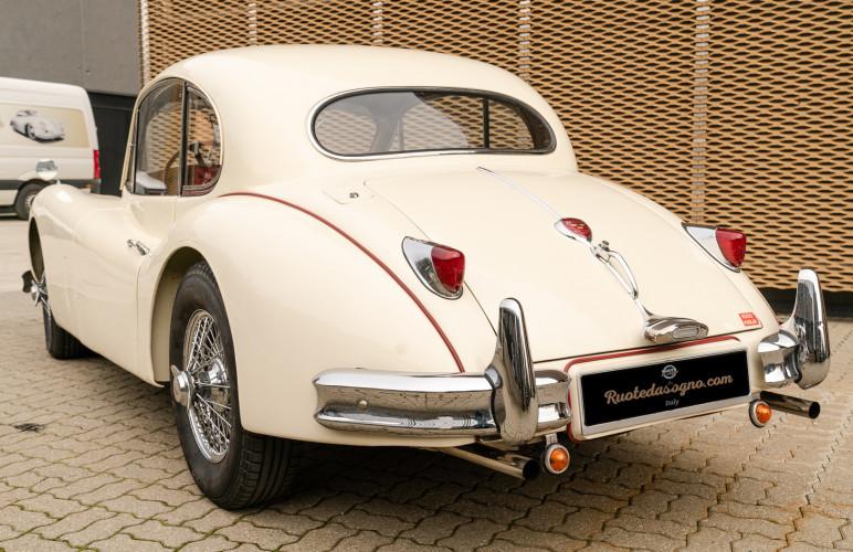 1955 Jaguar XK140 FHC SE 3