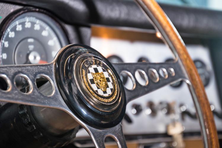 1962 Jaguar E-Type 3.8 Convertible 1° Serie 11