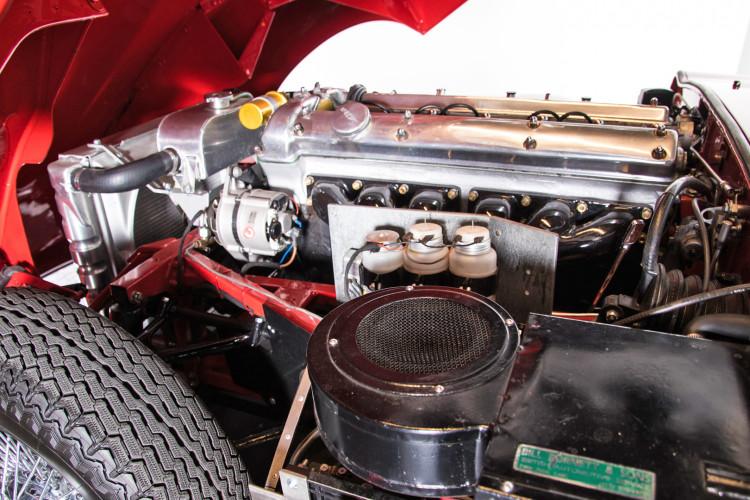 1962 Jaguar E-Type 3.8 Convertible 1° Serie 20