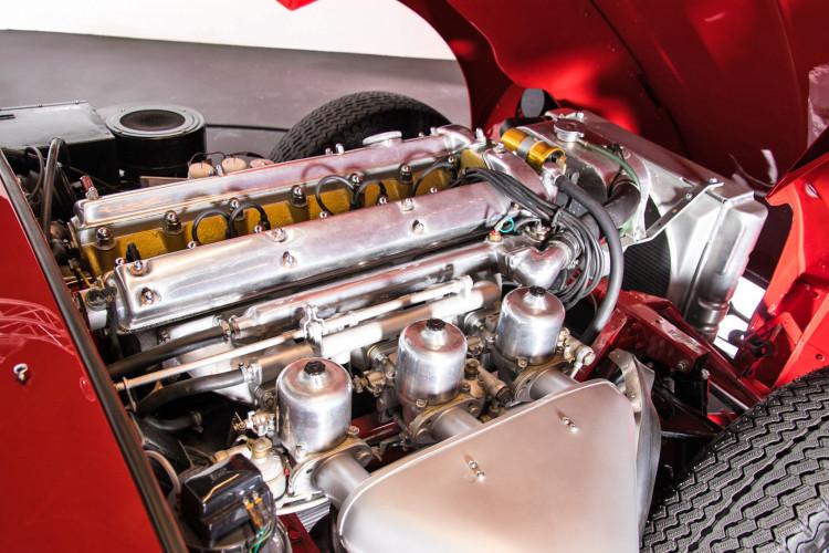 1962 Jaguar E-Type 3.8 Convertible 1° Serie 21