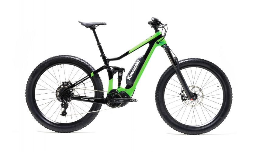 Kawasaki KSX 8.3 Carbon 0