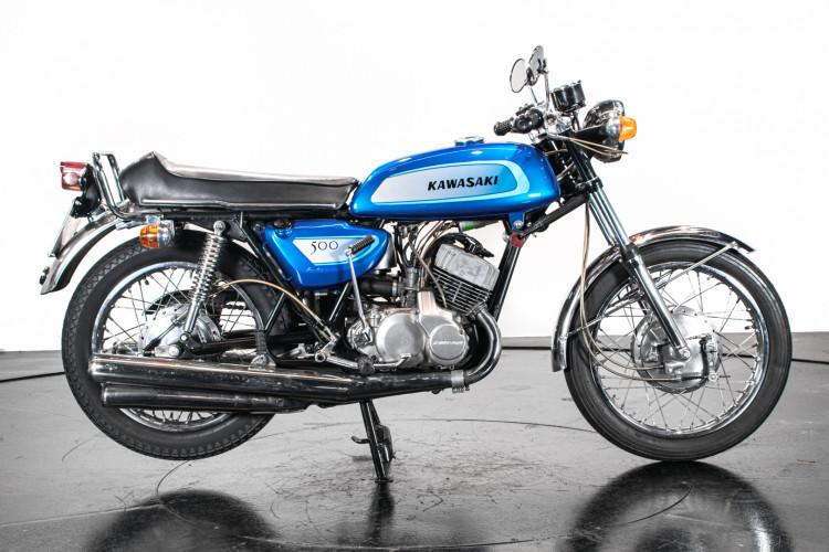 1971 Kawasaki H1A 500 1