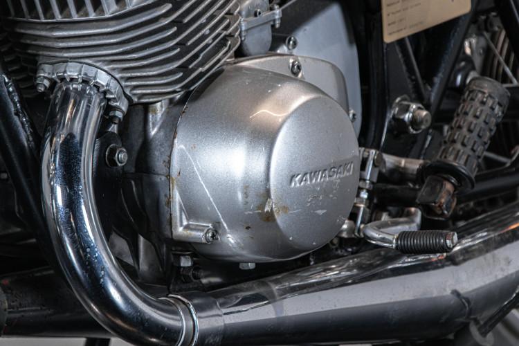 1971 Kawasaki H1A 500 5