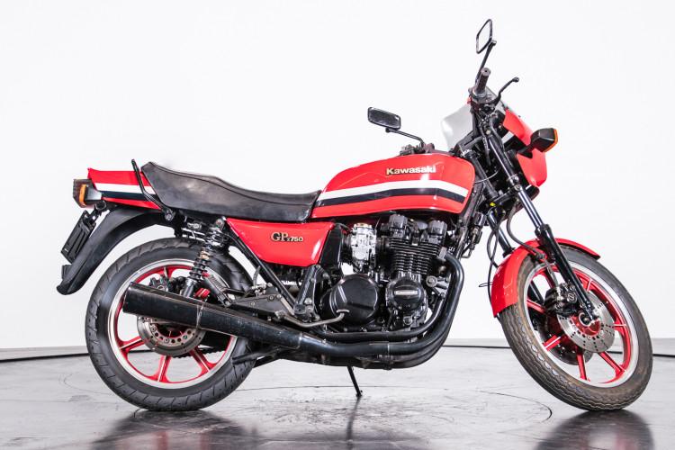 1983 Kawasaki GPz 750 R 4