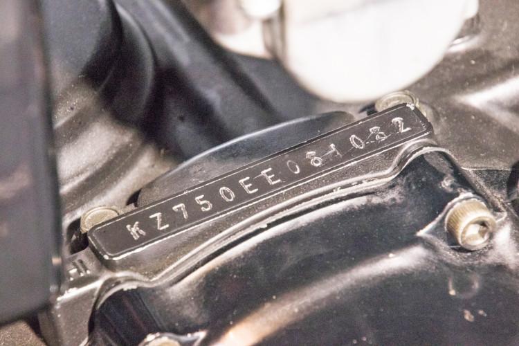 1983 Kawasaki GPz 750 R 15