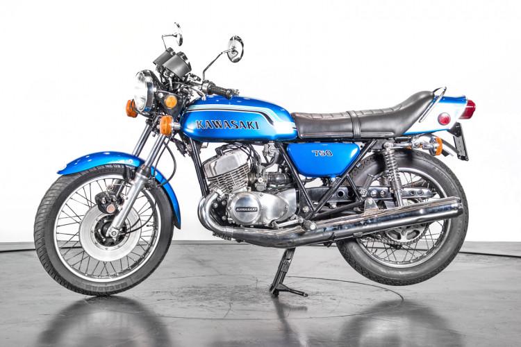 1972 KAWASAKI 750 MACH IV 0