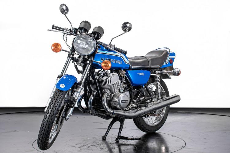 1972 Kawasaki H2 Mach 750 2