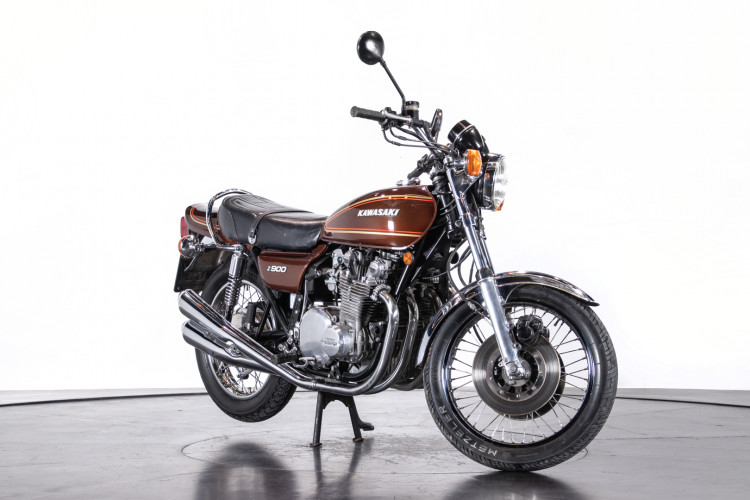 1976 Kawasaki Z 900 4