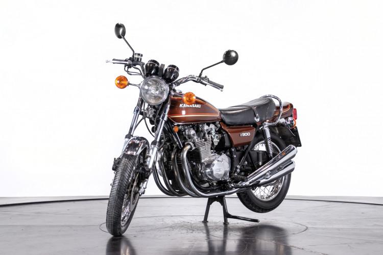 1976 Kawasaki Z 900 6