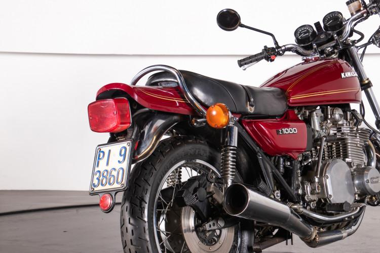 1977 Kawasaki Z1000 12