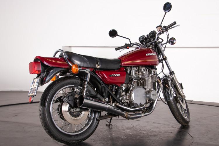 1977 Kawasaki Z1000 15