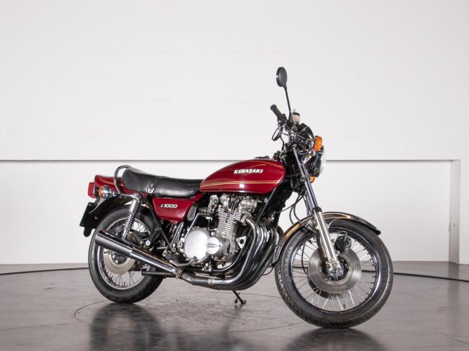 1977 Kawasaki Z1000 5