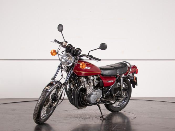 1977 Kawasaki Z1000 7