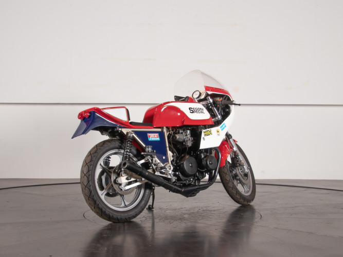1984 Kawasaki Segoni 750 4