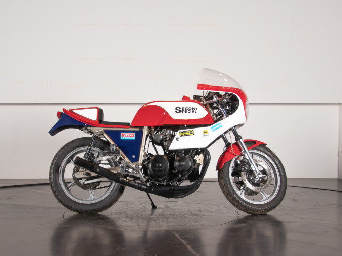 1984 Kawasaki Segoni 750 3
