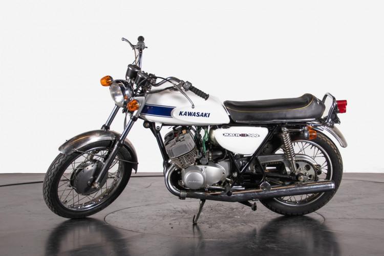 1969 Kawasaki 500 H1 MACH III 0
