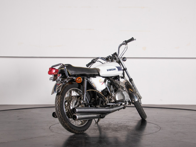 1969 Kawasaki 500 H1 MACH III 7