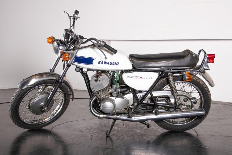 1969 Kawasaki 500 H1 MACH III 8