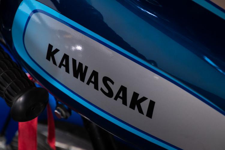 1971 Kawasaki 500 H1A 11