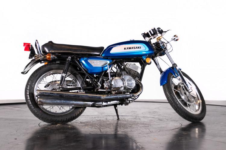 1971 Kawasaki 500 H1A 6