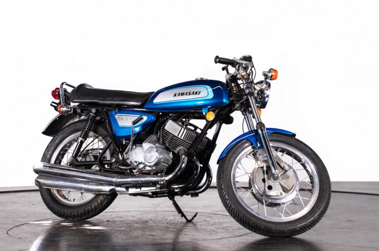 1971 Kawasaki 500 H1A 9