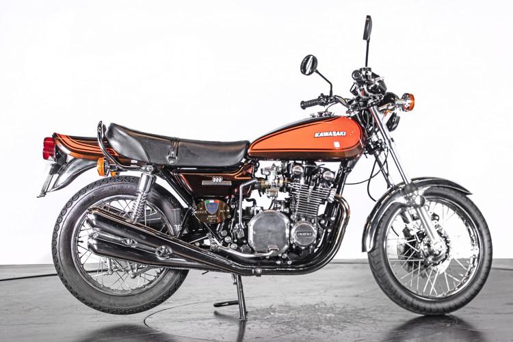 1973 Kawasaki ZI Super 4 3