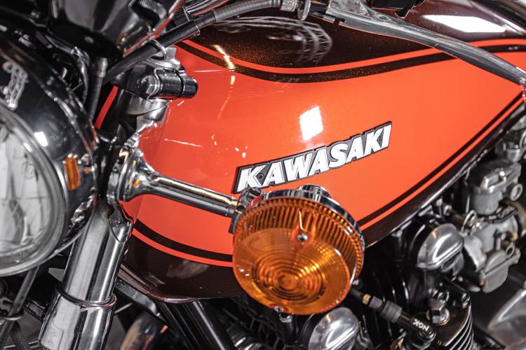 1973 Kawasaki ZI Super 4 21