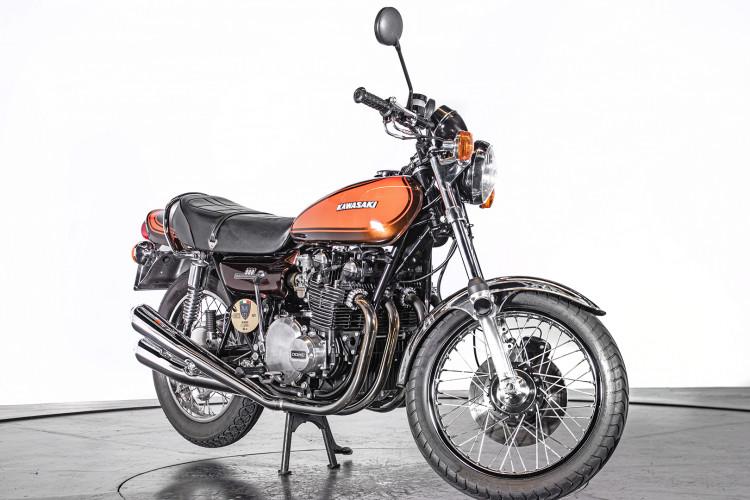 1973 Kawasaki ZI Super 4 4