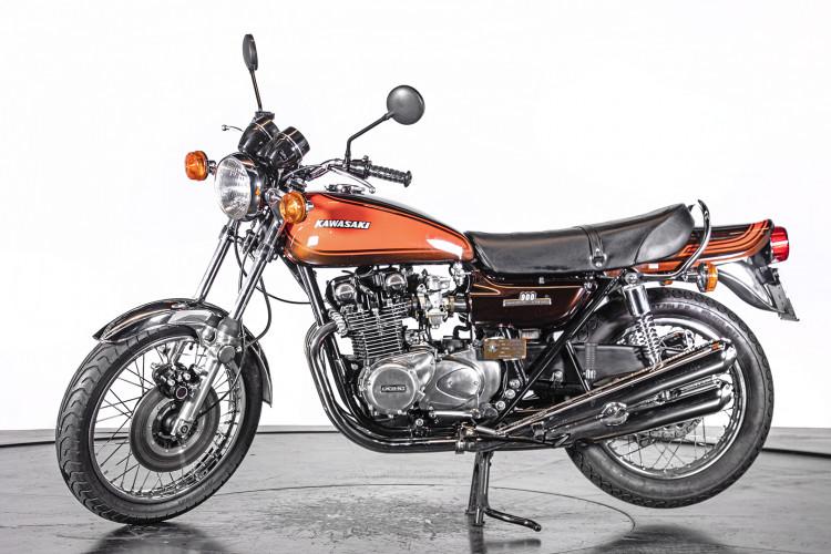 1973 Kawasaki ZI Super 4 0