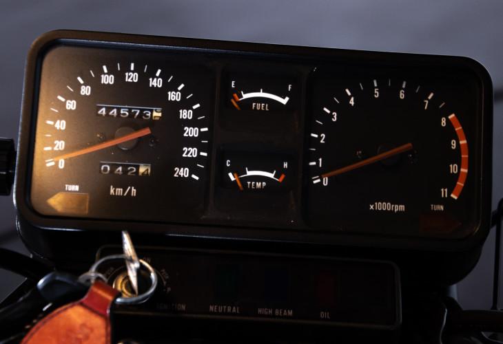 1979 KAWASAKI Z 1300 9