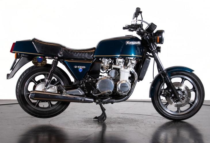 1979 KAWASAKI Z 1300 2