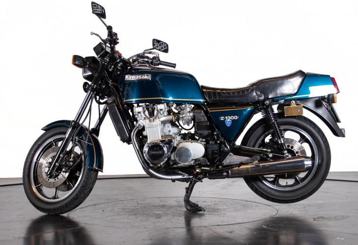 1979 KAWASAKI Z 1300 0