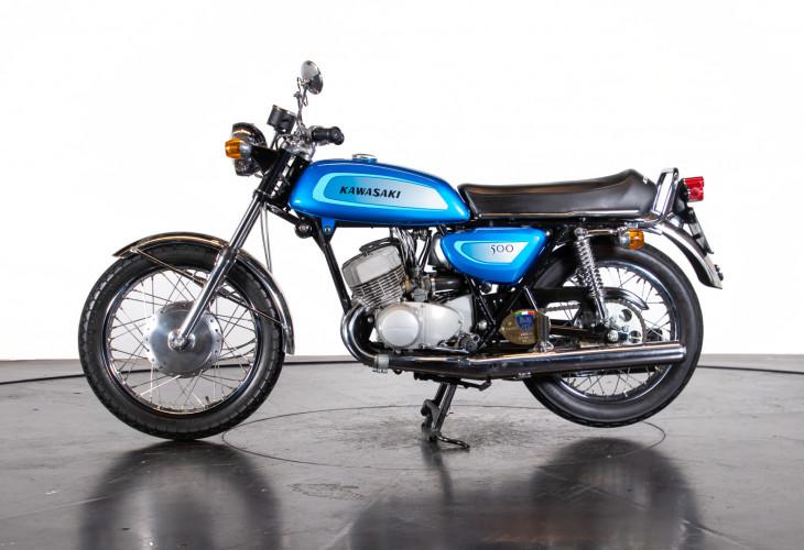 1971 KAWASAKI H1 MACH III 0
