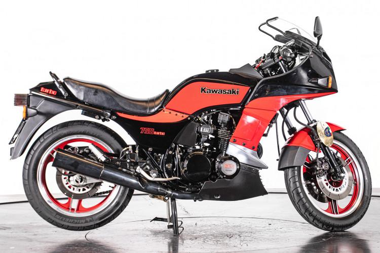 1984 Kawasaki ZX 750 E 4