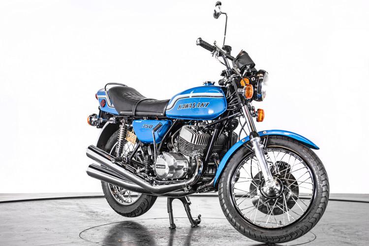 1972 Kawasaki H2 5