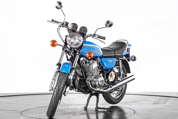 1972 Kawasaki H2 7