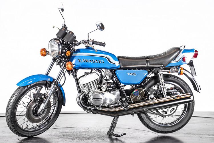 1972 Kawasaki H2 0